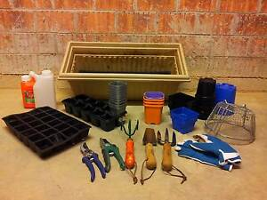 GARDENING POTS AND TOOLS Campbelltown Campbelltown Area Preview