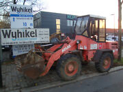 Atlas AR 46C Radlader wheelloader 5to. Pal.gabel 6800h