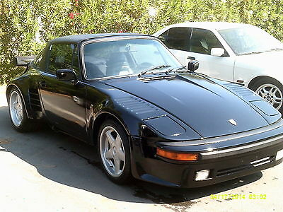 1978-1989 Porsche 930 911 Turbo wide body kit