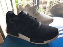 Adidas nmd runner sz 9.5 10.5 black or white Melbourne CBD Melbourne City Preview