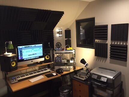 Studio four99 - Music Production Recording Studio.