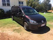2012 VW caddy maxi 1.6tdi Busselton Busselton Area Preview