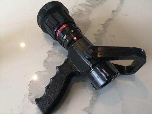 "1720 Akron 1.5"" Turbojet Hose Nozzle With Pistol Grip Firefighting"