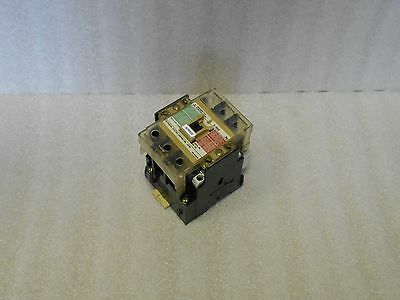 Mitsubishi Magnetic AC Contactor, S-K65 / SK65, 200-240 V Coil, Used, Warranty