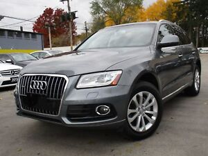 2015 Audi Q5 2.0T TECHNIK ~ NAVIGATION ~ PANO ROOF ~ BLIND SPOT
