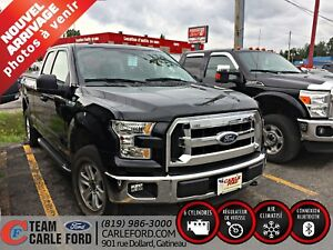 Ford F-150 XLT 2016, bluetooth seulement 5,717km