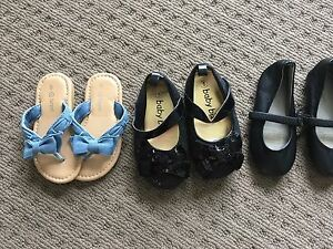 Girls shoes size 5 Cameron Park Lake Macquarie Area Preview