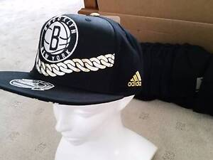 BROOKLYN NETS NBA ADIDAS ADJUSTABLE HATS BRAND NEW AWESOME STYLE Werribee Wyndham Area Preview