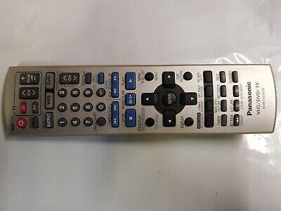 Panasonic DVD / Videorekorder Kombination Fernbedienung EUR7720X20 für NVVP31