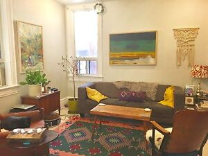 MARCH 1st - 2 bedroom apt at BLOOR and DOVERCOURT
