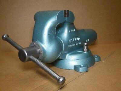 Wilton A9450 Bullet Vise Machinist 4.5 Jaws. Usa Schiller Park 60 Lbs 1963