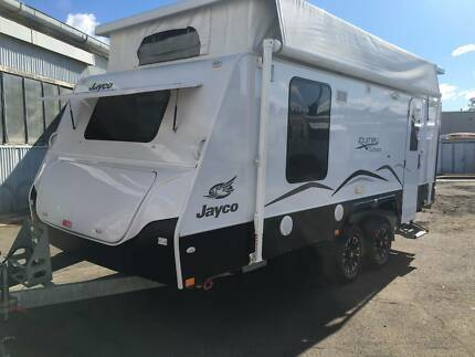 2014 Jayco OUTBACK Journey Ensuite, Independant suspension ++++