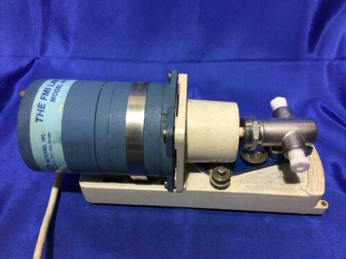 """FMI Fluid Metering Pump 1/4"""" Ceramic"""