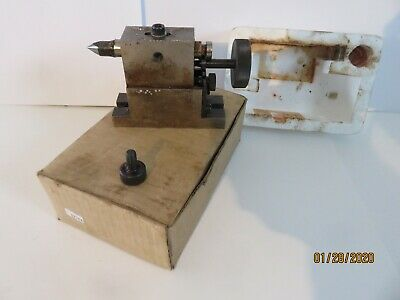 Tail Stock Set Dividing Plate For Mini Milling Machine Microlux Harbor Freight