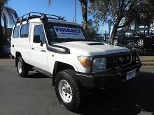 2012 TOYOTA LANDCRUISER TROOPCARRIER V8 ( ONLY 438 KMS ) Melrose Park Mitcham Area Preview