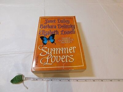 Summer Lovers Three Complete Novels Strange Bedfellows First Best and Only