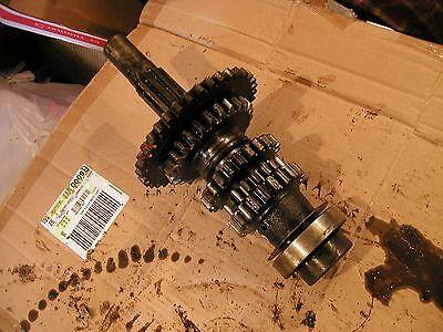 Farmall Sa Tractor Ih Top Upper Set Transmission Drive Gear Gears Shaft B