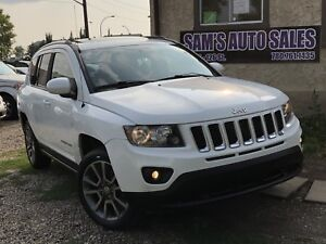 2014 JEEP COMPASS MINT CONDITION 7 MONTH POWER TRAIN WARRANTY