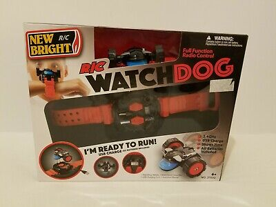 NEW BRIGHT R/C WATCHDOG FULL FUNCTION RADIO CONTROL CAR BEST KIDS WATCH