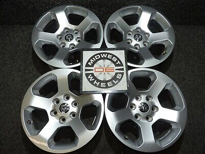 """2019 Dodge Ram 1500 18"""" Factory OE Wheels 2019 ONLY NEW TRUCK TAKE OFF 18X8 GS18"""