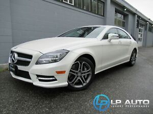 2014 Mercedes Benz CLS-Class CLS550 4MATIC! Only 33000kms! Easy