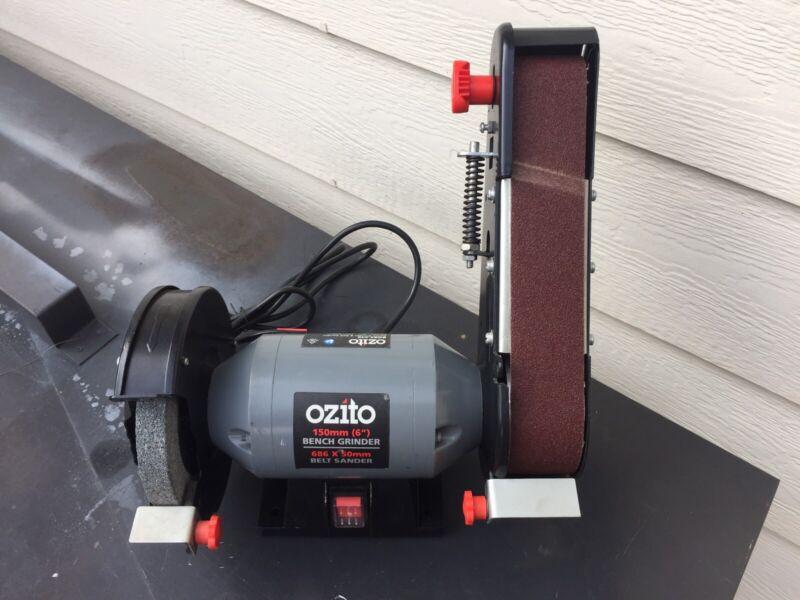 Surprising Ozito Bench Grinder Power Tools Gumtree Australia Ryde Short Links Chair Design For Home Short Linksinfo