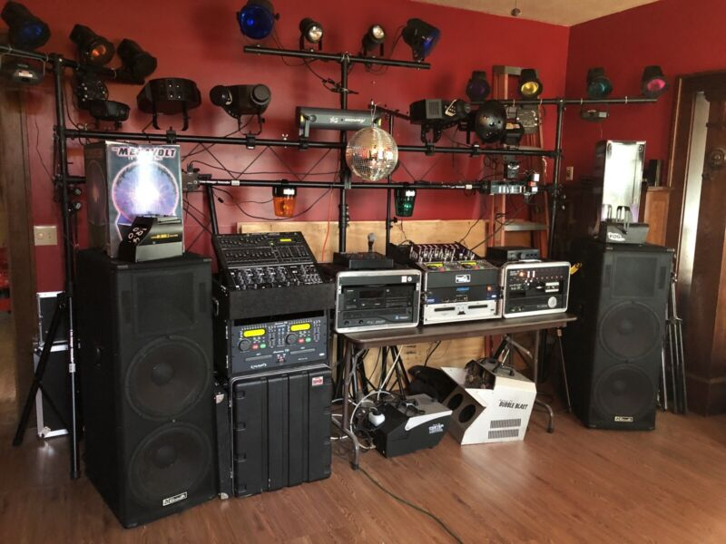 DJ Equipment Package