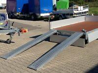 ⭐️ Eduard Auto Transporter 1500kg 311x160x30cm Rampen Winde 63 Brandenburg - Schöneiche bei Berlin Vorschau