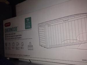 Ketel storage box 270 lt Shorncliffe Brisbane North East Preview