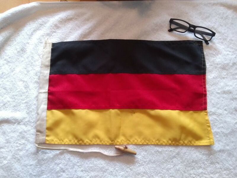 Nautical Flag Pennant Vintage Boat Ship 1 of 50 flags I am selling GERMANY