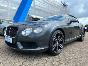 Bentley Continental GT 4.0 V8 4WD Automatik Convertible