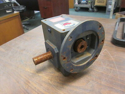 Grove Gear Iron Man Model Twq824 Reducer Gr8240149.00 Ratio 201 3.325hp In Used