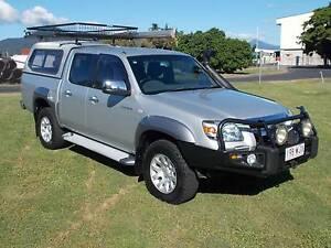 2007 Mazda BT50 SDX 4x4 Dual Cab Ute Parramatta Park Cairns City Preview