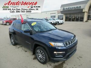 2018 Jeep Compass North *Heated Seats/Remote Start*
