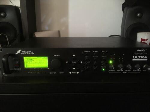 Fractal Audio Axe Fx Ultra Guitar Amp