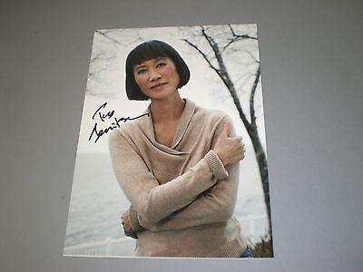 Tess Gerritsen signed signiert autograph Autogramm 20x28 Foto in person