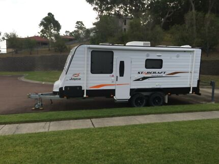 Jayco starcraft outback Fennell Bay Lake Macquarie Area Preview