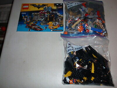 The LEGO Batman Movie 70909 Batcave Break-In DC Comics w/Instructions