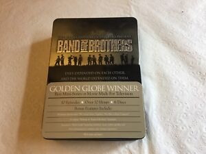 Band of Brothers Full Disc Set in Tin Box