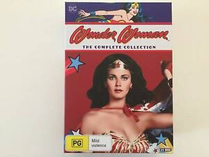 Wonder Woman – The Complete Collection