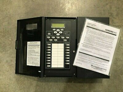 Acuity Brands Spak 8s 120277 Switchpak Lighting Control Panel