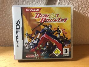 NINTENDO-DS-NDS-DRAGON-BOOSTER-COMPLETO-PAL-ESPANA
