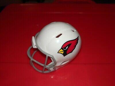 """Riddell 2"""" Arizona Cardinals Mini Football Helmet NFL Fan Sports Souvenirs 2015"""