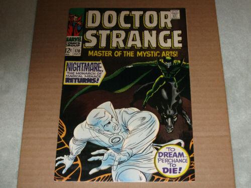 Doctor Strange #170 VF/NM 9.0