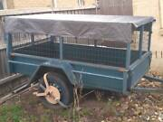 Box Trailer with Cage Narre Warren South Casey Area Preview
