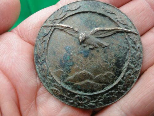 Original WWI WW1 Badge qualification Austria Hungary An excellent observer