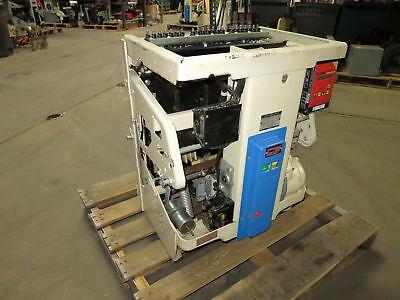 Rebuilt General Electric AK-3A-50H-1 1600A AC Pro Trip Motor Operated Breaker GE