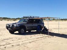 Nissan Patrol GU 3 Kaleen Belconnen Area Preview