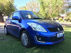 2015 Suzuki Swift Hatchback South Perth South Perth Area Preview