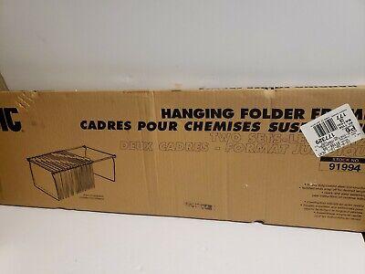 Lot Of 3 New Aic Hanging Folder Frames 91994 Filing Cabinet Hf-lg2 042491